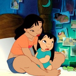 Sisterly Love in Lilo and Stitch