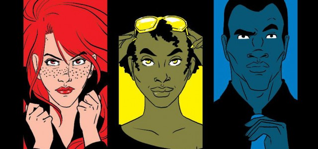 Red, Yellow, Blue: On Street Harassment and Geek Culture