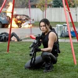 It's Raining (Wo)men: Michelle Rodriguez and the Subversion of Gender Roles in Film