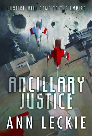 Click the cover image to find ANCILLARY JUSTICE on IndieBound.org.