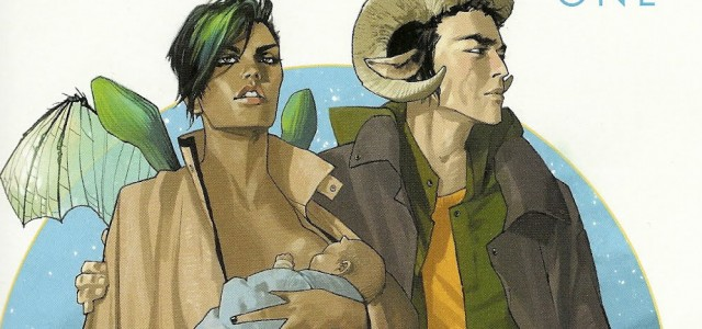 Comics 101, #007: Saga: Volume One