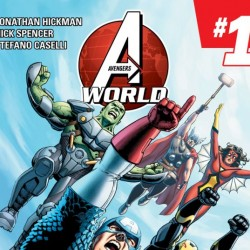 New: Marvel Comics 2014