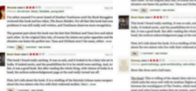 Goodreads Battlefront: Lessons Learned from Reviewer-Author Altercations