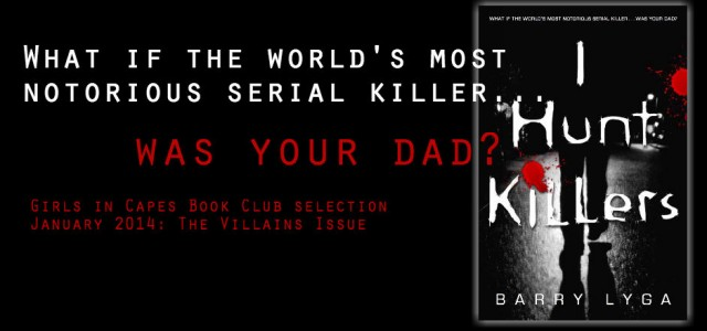 Book Club: I Hunt Killers by Barry Lyga