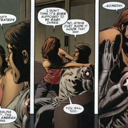 The One Good Thing in All of It: Exploring Bucky and Natasha's Entwined History