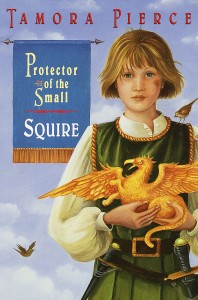 Tamora Pierce Protector of the Small Book 3 Squire Keladry of Mindelan