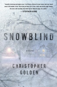 Snowblind-Chistopher-Golden