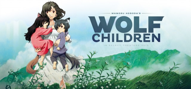 An Awesome Mom and her Wolf Kids: Wolf Children Ame and Yuki