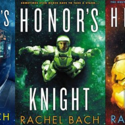 REVIEW: Rachel Bach's Paradox trilogy