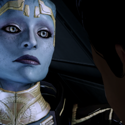 Motherhood in Mass Effect
