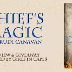 REVIEW: Thief's Magic by Trudi Canavan