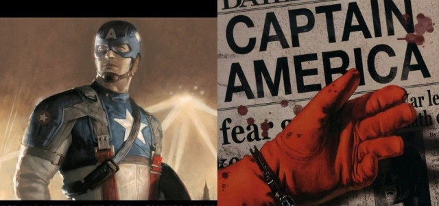 The Star-Spangled Man: Recommended Captain America Readings
