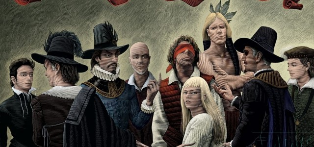 REVIEW: Marvel 1602 by Neil Gaiman