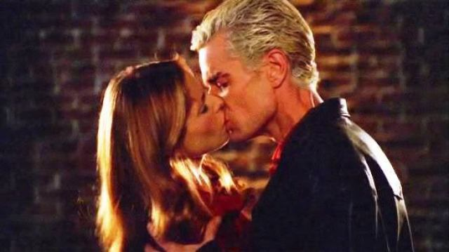 Buffy and spike have sex