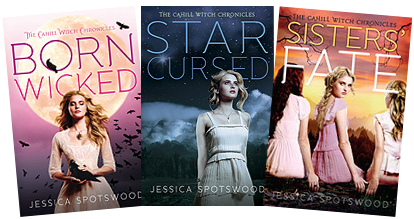 The Cahill Witch Chronicles series by Jessica Spotswood