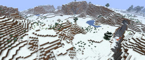 Screenshot from Minecraft (Mojang)