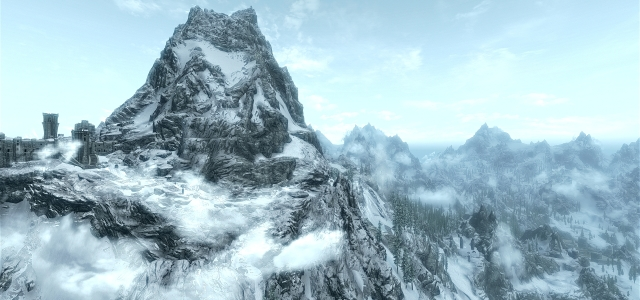 5 Snowy Places (in games) to Kick Off Your Winter