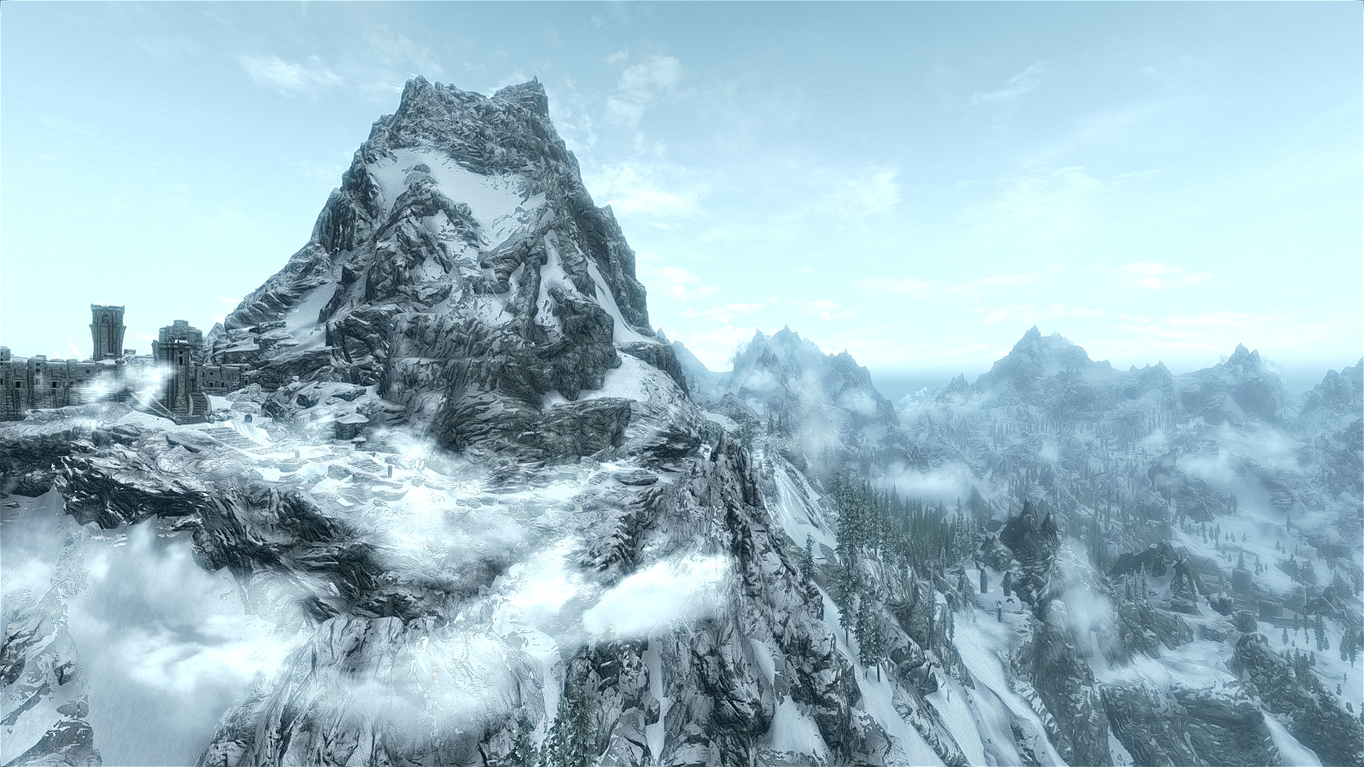 5 Snowy Places in games to Kick Off Your Winter Girls in Capes