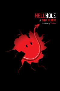 Cover for HELLHOLE by Gina Damaico