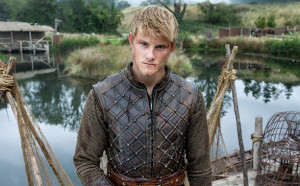 Grown-up hottie Bjorn, played by Alexander Ludwig