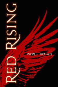 RED RISING cover by Pierce Brown