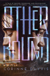 Cover of Otherbound by Corinne Duyvis