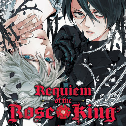 Viz Media Launches the Dark Fantasy Manga Series REQUIEM OF THE ROSE KING