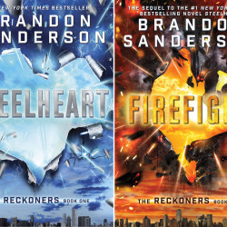 REVIEW: Firefight by Brandon Sanderson