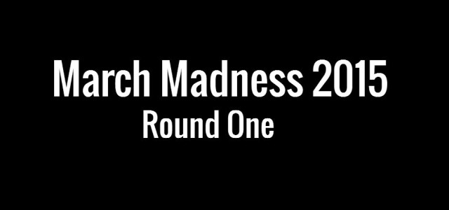 March Madness 2015: Round 1, Division B