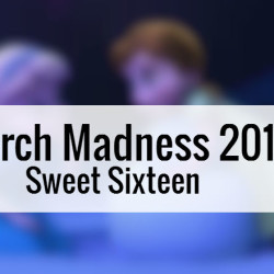 March Madness 2015: Sweet Sixteen Div. A-B