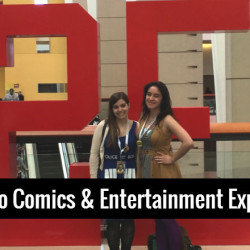 C2E2 2015: Moderate to Excitable Geek Goes to a Con