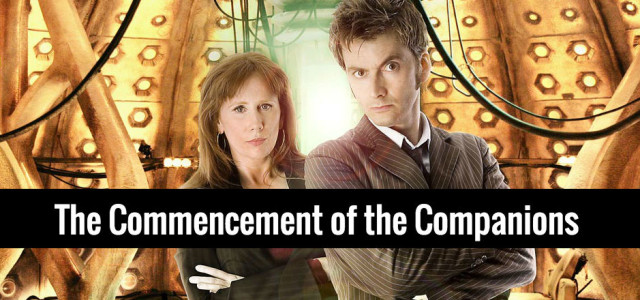 The Commencement of the Companions: How Donna Noble is Left Behind