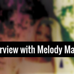 An Interview with Melody Maysonet, Author of A WORK OF ART