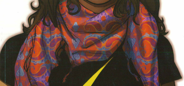 Book Club: MS. MARVEL: NO NORMAL by G. Willow Wilson & Adrian Alphona
