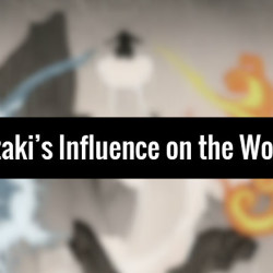 Hayao Miyazaki's Influence on the World of Avatar: The Last Airbender and Legend of Korra