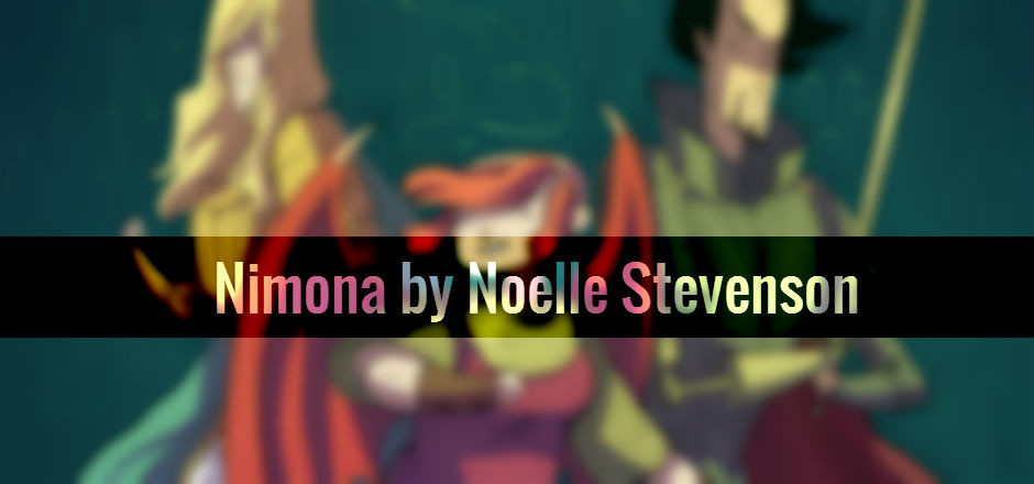Book Club: NIMONA by Noelle Stevenson
