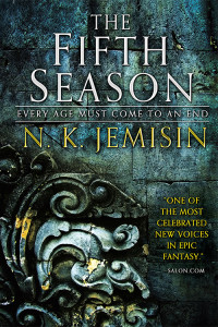 Cover of THE FIFTH SEASON by N.K. Jemisin published by Orbit Books US