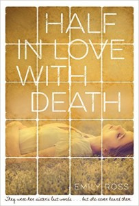 Half in Love With Death - cover(1)