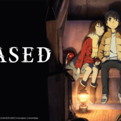 REVIEW: ERASED, Vol. 1 by Kei Sanbe