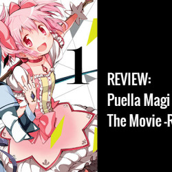REVIEW: Madoka Magica: The Movie -Rebellion- Vol. 1