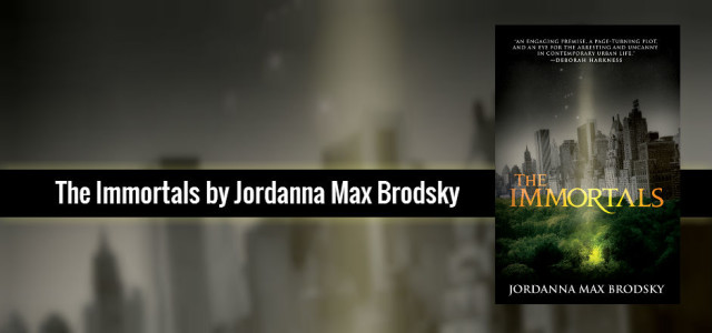 REVIEW: The Immortals by Jordanna Max Brodsky