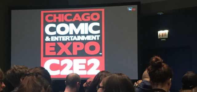 C2E2 2016 – You Fight Like a Girl! and Other Awesome Ideas Involving Women and Comics