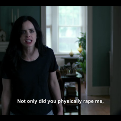 Panel to Screen: Abuse and Perseverance in Marvel's Jessica Jones