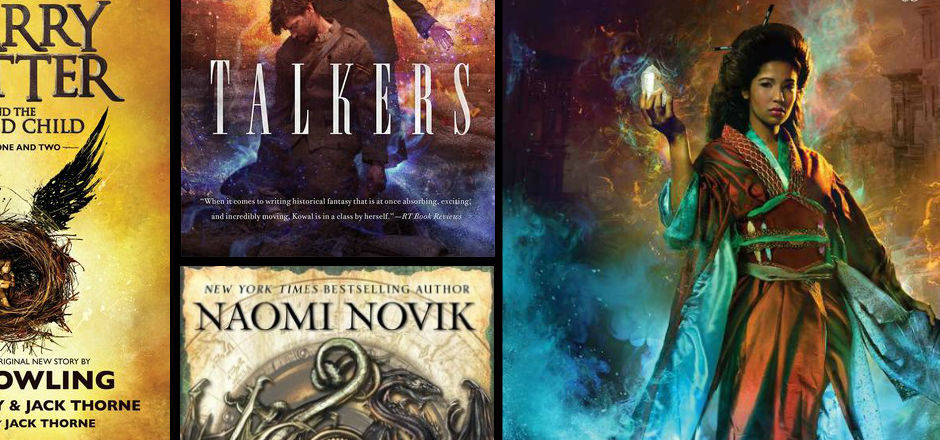 Girls in Capes Recommends: Summer 2016 Adult SF/F Releases