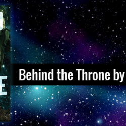 Book Club: BEHIND THE THRONE by K.B. Wagers