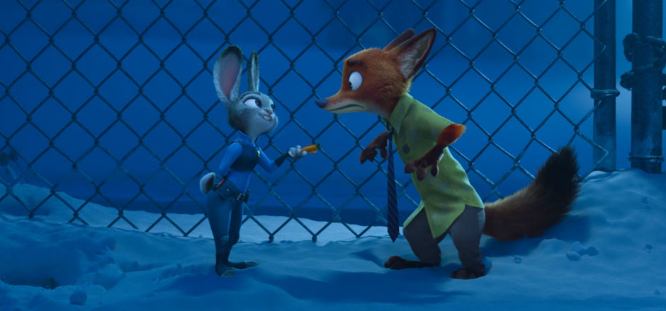 Beyond Good & Evil: The Evolved Morality of Zootopia