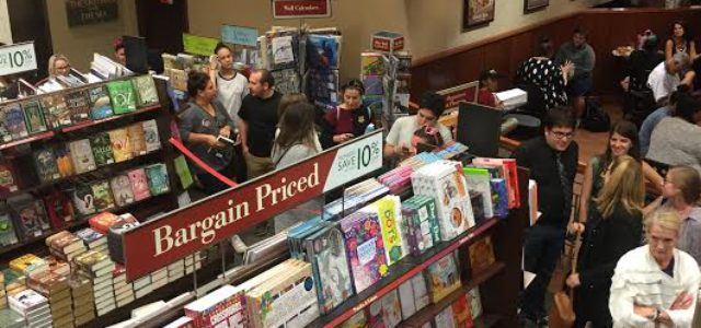Cursed Child Midnight Release: Chicago