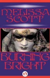 Burning Bright Melissa Scott ebook cover