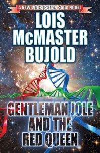 Gentleman Jole and the Red Queen Lois McMaster Bujold cover