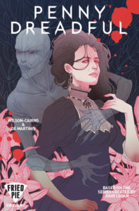 Penny Dreadful comic issue 1 cover